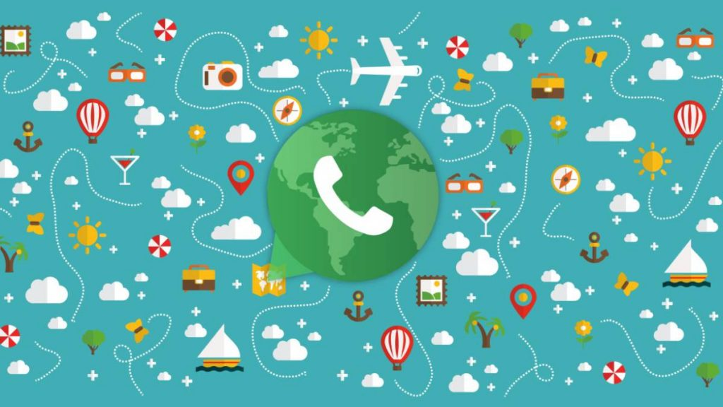 navegación de whatsapp