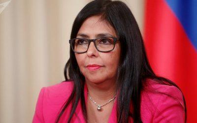 Rusia y Venezuela expandirán su cooperación bilateral: Delcy Rodríguez