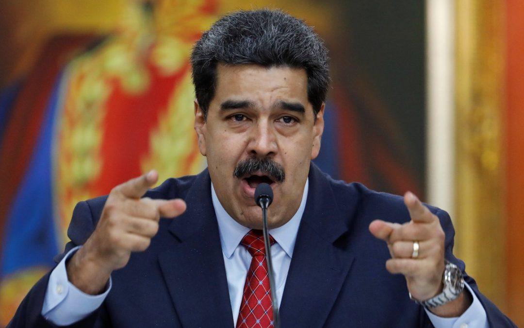 Maduro: El día en que Guaidó vaya a la cárcel llegará