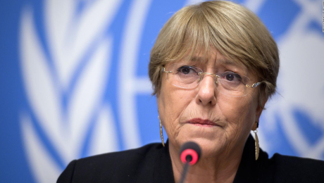 Bachelet actualizó su informe de Venezuela: La violencia del oficialismo continúa