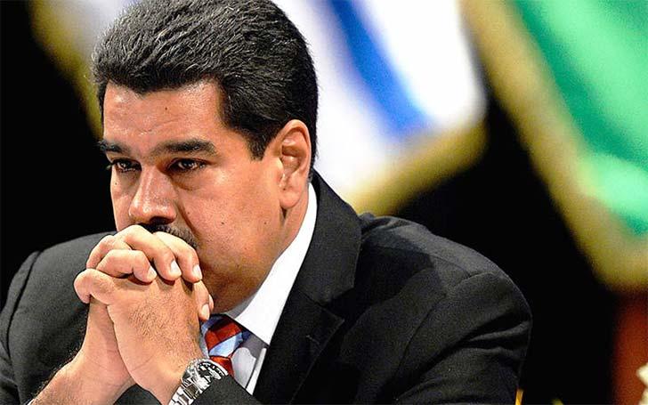 ¡No lo dejan respirar! EE UU acusa a Maduro de crímenes de narcotráfico y ofrece recompensa por él