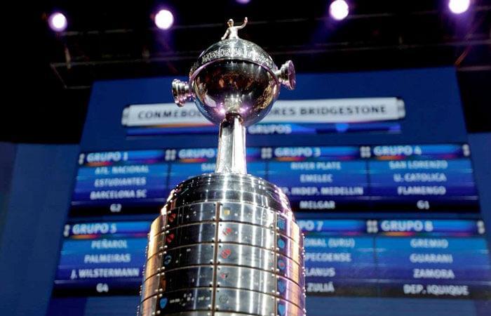 ¡Último minuto! La Conmebol suspende la Copa Libertadores