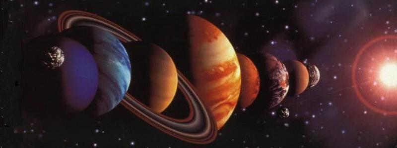 ¡FASCINANTE! Una animación compara cómo giran los planetas del Sistema Solar (VIDEO)