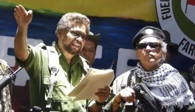 EE.UU. ofreció $10 millones de recompensa por Jesús Santrich e Iván Márquez, aliados de Maduro