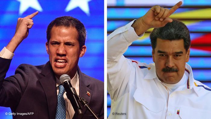 Guaidó y Maduro firman acuerdo para enfrentarse juntos al coronavirus