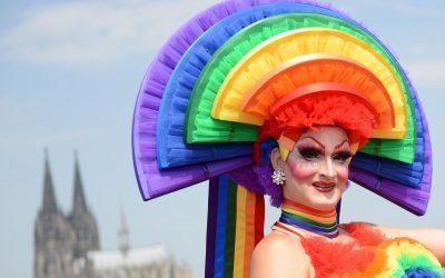 ¡COLORIDOS! Así conmemoró el mundo el día del Orgullo Gay a través de la historia (FOTOS)