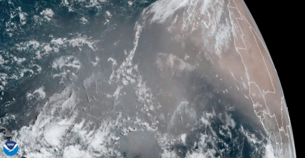Nube de polvo del desierto de Sahara se cierne sobre el Caribe ¿Qué implica?
