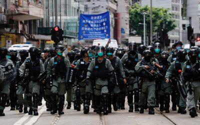 Hong Kong muestra los primeros estragos de la Ley de Seguridad impuesta por China (FOTOS)