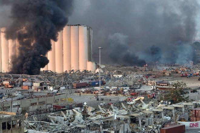 Beirut ya había sido advertida sobre el material explosivo pero no se atendieron las recomendaciones