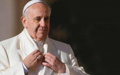 ¡HISTÓRICO! Papa Francisco alentó la creación de leyes para la unión de parejas homosexuales