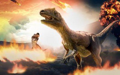 ¡DE INTERÉS! Cómo fue el asteroide que impactó contra la tierra y acabó con los dinosaurios