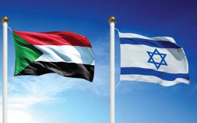 ¡OTRO LOGRO! Israel y Sudán normalizaron sus relaciones diplomáticas
