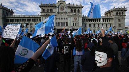 ¡HARTOS! Estas son las razones de las recientes protestas en Guatemala