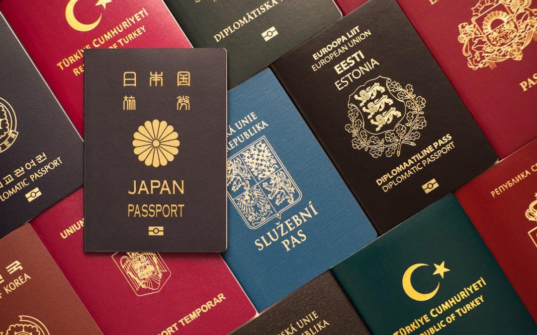 ¡ACTUALIZADO! Este es el nuevo ranking de los pasaportes más poderosos del mundo