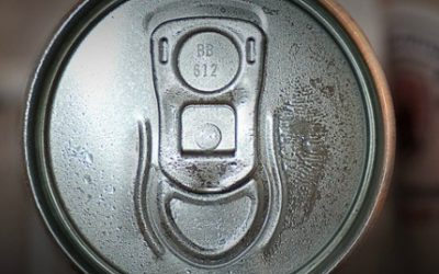 Cantidad de coronavirus esparcido en el mundo entraría en una lata de refresco