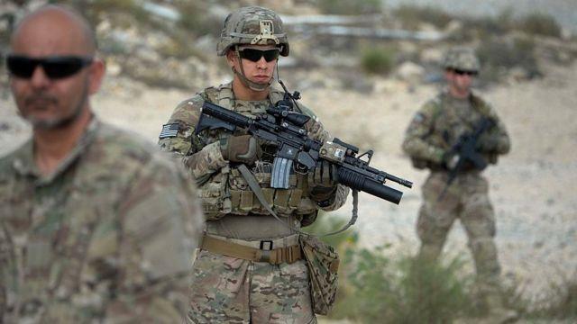 EE.UU. retirará sus tropas de Afganistán para poner fin a «la guerra más larga»