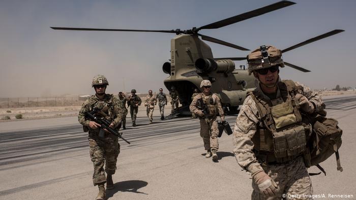 Tropas estadounidenses comienzan su retirada de Afganistán