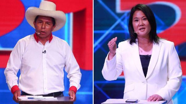 Keiko Fujimori se encamina a una segunda vuelta con el izquierdista Pedro Castillo en elecciones de Perú