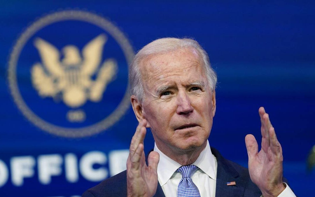 Biden ante el Congreso: No deseo un conflicto entre EE.UU. y Rusia pero cualquier acción de Moscú tendrá consecuencias