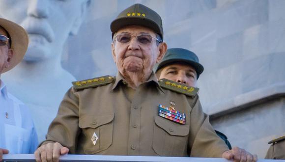 Raúl Castro se retira del partido comunista de Cuba  y además propone un «diálogo respetuoso» con EE.UU.