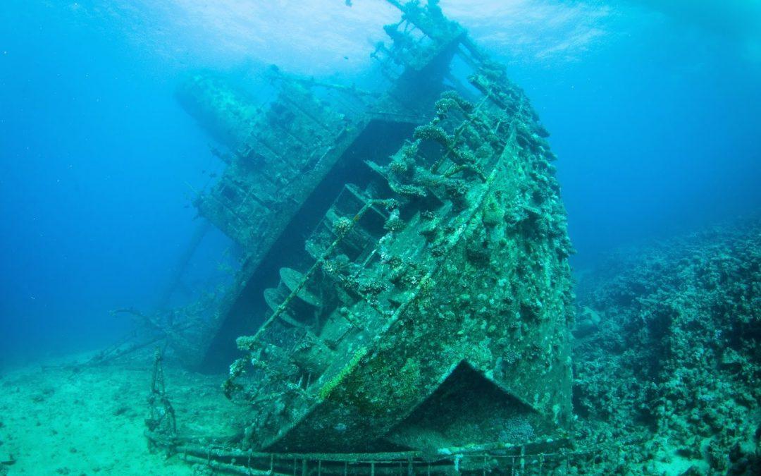 ¡MISTERIOSO TESORO! Encontraron en el Triángulo de las Bermudas un barco hundido hace cien años
