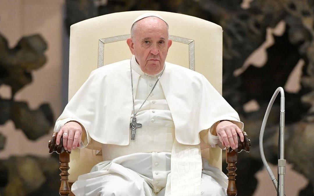 Papa Francisco se mostró contrario a cualquier «intervención extranjera» sobre Venezuela
