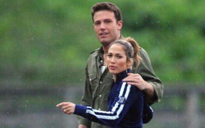 ¡EFECTIVO! El mensaje virtual de Ben Affleck que avivó la llama entre él y Jennifer López