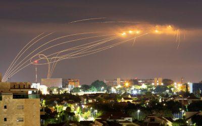 ¿Cómo funciona la cúpula de hierro antimisiles de Israel?