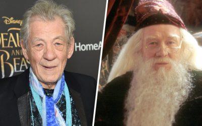 ¿MAL ACTOR? Esta es la razón por la que Ian McKellen no quiso interpretar a Dumbledore en Harry Potter