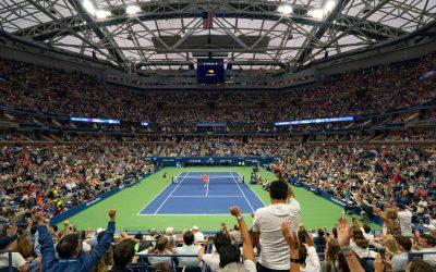 El US Open permitirá el máximo aforo durante todos sus partidos este 2021