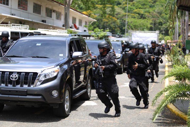 Presidencia de Panamá tramita pago de alquiler de autos para el Consejo de Seguridad