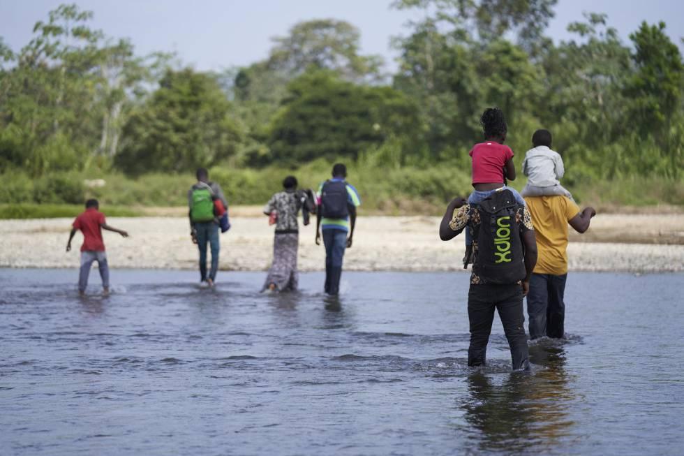 ¡PREOCUPANTE! Unos 13 mil niños cruzaron la peligrosa frontera del Darién en lo que va de año