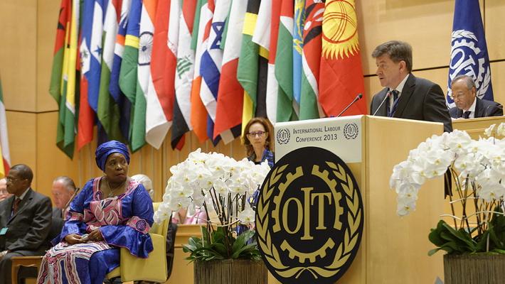 La Organización Internacional del Trabajo instó a universalizar programas de protección social en la región