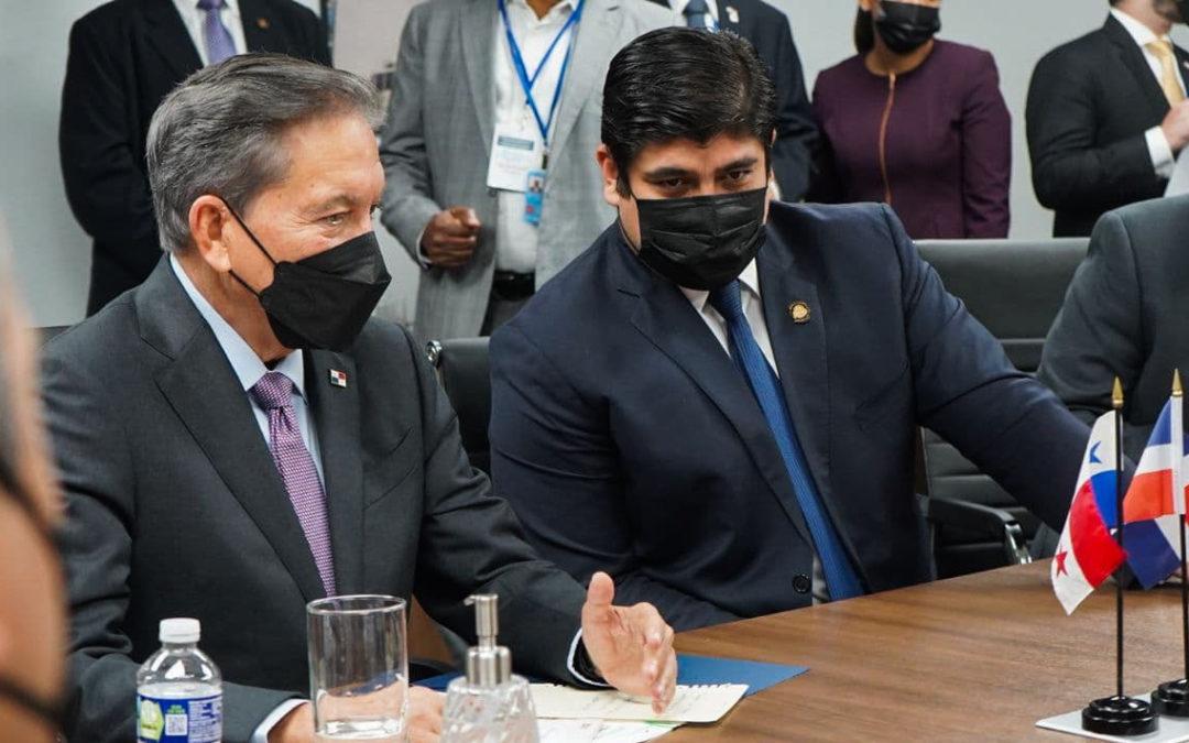 Presidente Cortizo se reunirá con sus homólogos de Costa Rica y República Dominicana