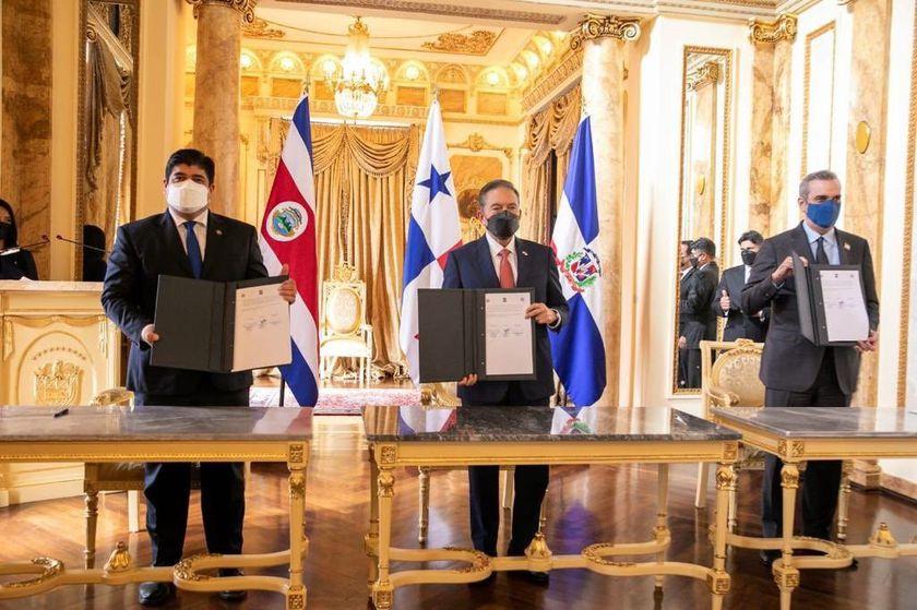 Panamá, Colombia y República Dominicana piden más apoyo a EE.UU. para lidiar con crisis haitiana